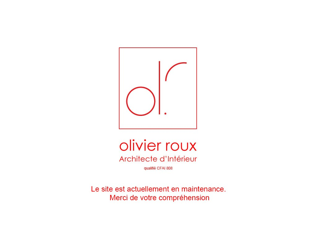 Architecte D Intérieur Cfai olivier roux architecte d'intérieur